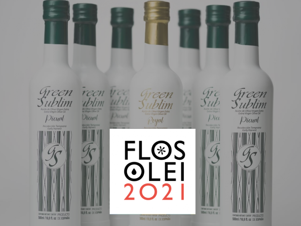 FLOS OLEI 2021 - AOVE GREEN SUBLIM