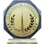 DUBAI International Olive Oil Competition